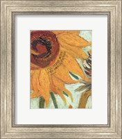 Framed Small Things - Van Gogh Quote 2