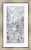 Framed Gilded Imprint II - Metallic Foil