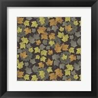 Autumn Favors II Framed Print