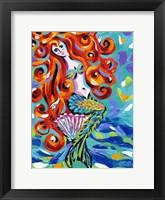 Ocean Friends IV Framed Print