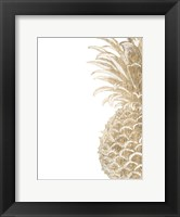 Framed Pineapple Life IV