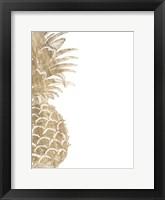 Pineapple Life V Framed Print