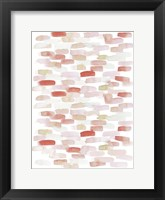 Candy Pattern IV Framed Print