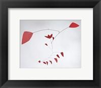 Framed Tulip, 1967