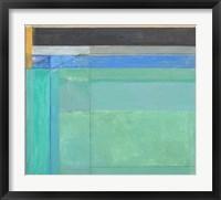 Framed Ocean Park No. 68, 1974