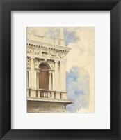 Framed Corner of the Library in Venice, 1904/07