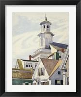 Framed Methodist Church Tower, 1930