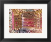 Framed Opera, Paris, early 1930's