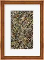 Framed Number 3, 1949: Tiger, 1949