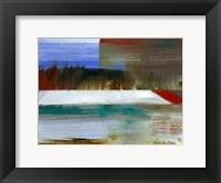 Framed Seaside Meadow