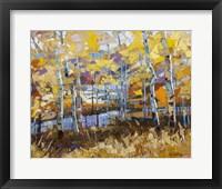Framed September Stillness