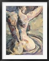 Figure XVII Framed Print