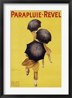Framed Parapluie-Revel, 1922
