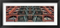 Framed Puck Building Facade, Soho, NYC