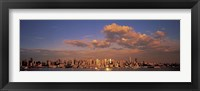 Framed Midtown Manhattan Skyline, NYC