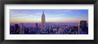 Framed Midtown Manhattan