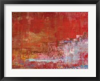 Framed Mare di Luce