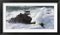 Framed Phare de Tavennec