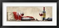 Framed Grand Cru Wines
