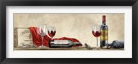 Framed Grand Cru Wines