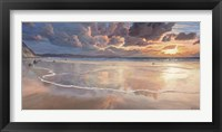Framed Alba sul Mare