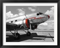 Framed DC-3
