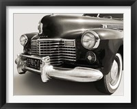 Framed 1941 Cadillac Fleetwood Touring Sedan