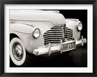 Framed 1947 Buick Roadmaster Convertible