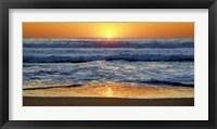 Framed Sunset Impression, Leeuwin National Park, Australia