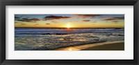 Framed Sunset, Leeuwin National Park, Australia