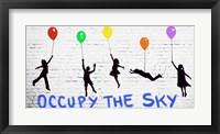 Framed Occupy the Sky