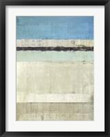 Framed Horizon #1
