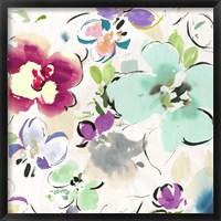 Framed Floral Funk II