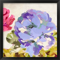 Framed Colorful Jewels II