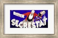 Framed Bitter Secrestat, 1935