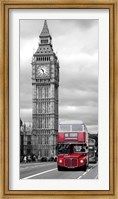Framed Under the Big Ben