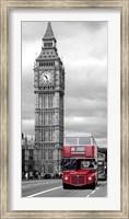 Framed Under the Big Ben