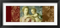 Framed Holy Virgin (after Bronzino)