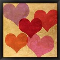 Framed Mucho Amor