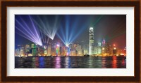 Framed Symphony of Lights, Hong Kong