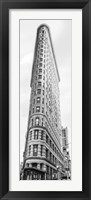 Framed Flatiron Building, NYC