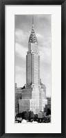 Framed Chrysler Building, NYC