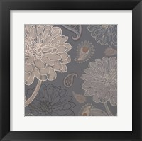 Good Paisley Framed Print