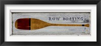 Framed Row Boating