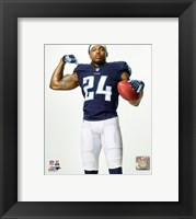 Framed Derrick Henry 2016 Posed