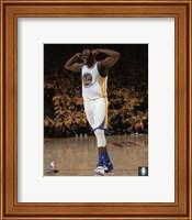 Framed Draymond Green 2016 NBA Playoff Action