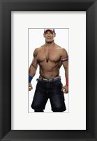 Framed John Cena 2016 Posed