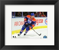 Framed Taylor Hall 2015-16 Action
