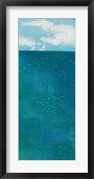 Out For a Sail Framed Print