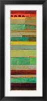 Fields of Color IV Framed Print